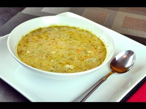 Polish Food - Dill Pickle Soup - Polish Cuisine
