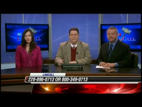 LawCall 2016 on WLOX & WDAM - Reinstating A Drivers Licence To Pay Child Support