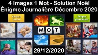 4 Images 1 Mot Videos