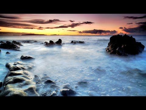 Vibration of the Fifth Dimension | Deep Relax of Body Mind Spirit Nature Sea Waves Meditation Music
