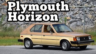 1985 Plymouth Horizon: Regular Car Reviews