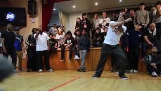 Popping Judge Showcase   Dance Society Vol.1