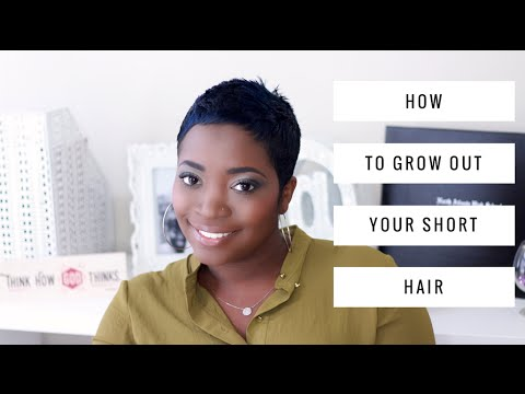 QUICK TIP! | HOW TO GROW OUT YOUR SHORT HAIR | THEHAIRAZOR
