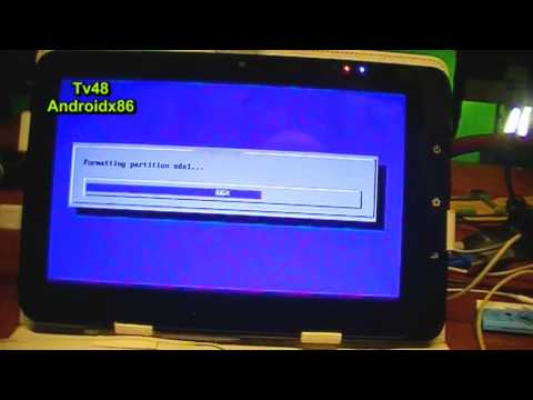 HOW to Install ANDROID 4, 5 . 6  MARSHMALLOW to any Windows based Pc Laptop or Tablet - 2016