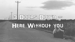 3 doors down here without you midi download karaoke free gratis.