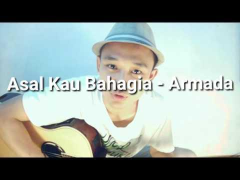 Belajar Kunci Gitar Asal Kau Bahagia ( Armada ) - VWgitarkul