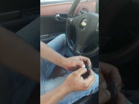 How to reprogram a 2008 Chevrolet Malibu Key Fob