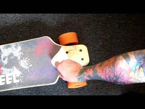 How To Change Grip Tape On An Electric Longboard