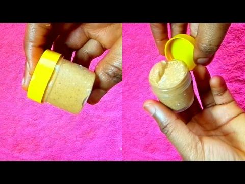 HOW TO MAKE A LIGHTENING CREAM YOURSELF TO GET A FAIR AND EVENTONE SKIN IN 7 DAYS
