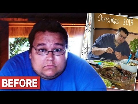 Former food addict from Joburg drops over half his body weight