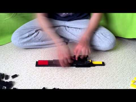 STAR WARS Building Lego Aggressor class Star Destroyer