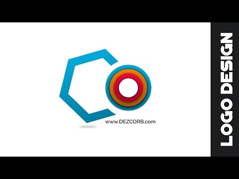 How to design a logo in photoshop cs6 |  Logo Design Tutorial