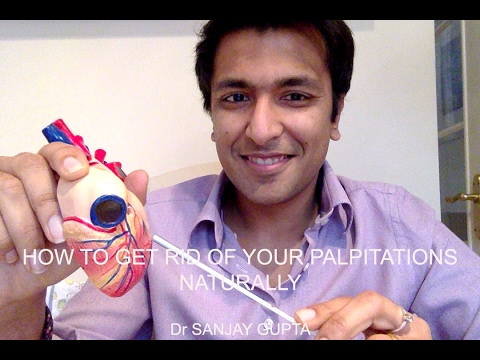 How to get rid of palpitations naturally