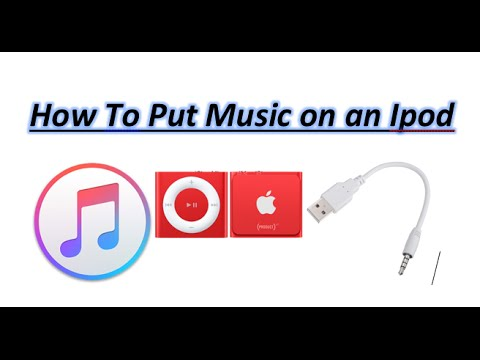 How to put music on Ipod Shuffle (Free Easy Method!)