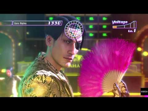 YAKUZA 0 - Final Dance (I'm Gonna Make Her Mine - Hard)