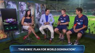 Catch the Kiwis' world domination, only on Star Sports!