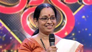 Paadam Namukku Paadam | 'Aazhakkadalinte Angekkarayilayi' song by Preetha | Mazhavil Manorama