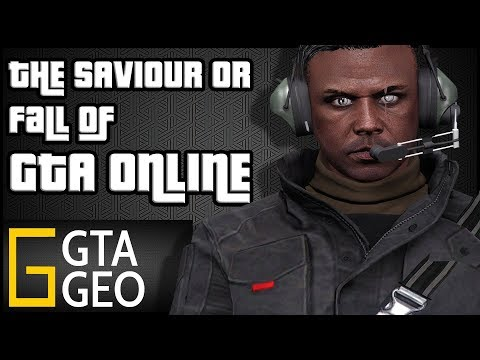 The Saviour or Fall of GTA 5 Online | The RnG player | GTA Geographic