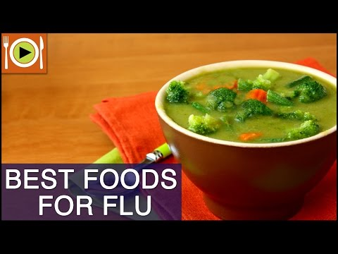 How to Treat Influenza | Foods & Healthy Recipes