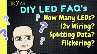 Answers to the Most Common DIY LED Questions
