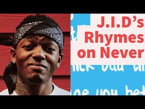 Rap Tips from J.I.D's Never- Rhyme Schemes Analysis