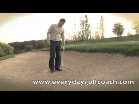 Easy Method for Bunker Shots