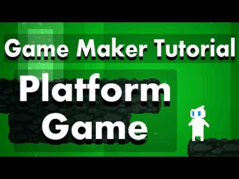 [Game Maker Tutorial] Perfect Platformer in 15min!
