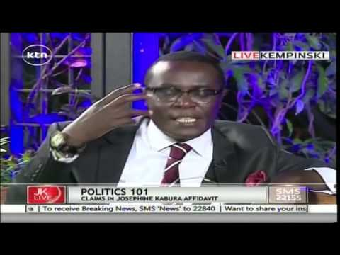Mutahi Ngunyi: How Uhuru failed to quench Kenyans' thirst in the fight against corruption