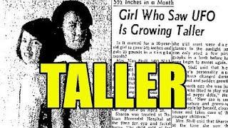 Taller - The Strange Case of Sharon Stull