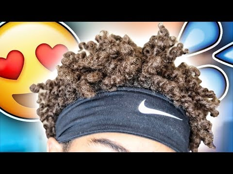 How To: Get (Twist Out) Curls For Natural Hair