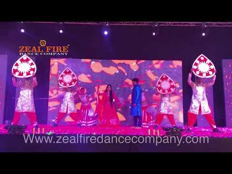 Props Ladies  Sangeet  Zeal Fire Dance Company ™️ A International Dance Troupe