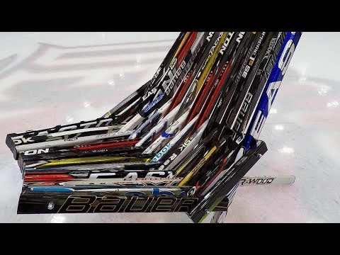 hockey stick chair | how to make