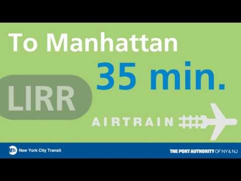 AirTrain JFK: The Faster Way to your destination