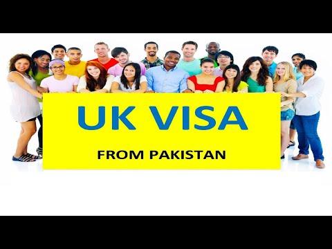 UK (England) Visa Consultant - Pakistan