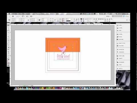 how to import an image in indesign