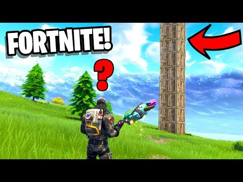NASTY SURPRISE FROM ABOVE? (Fortnite Battle Royale)