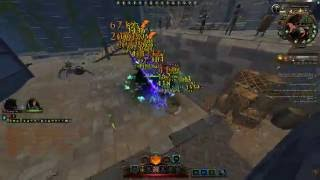 Neverwinter - Scourge Warlock Powers and Impression - PakVim
