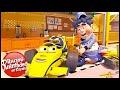 Roary the Racing Car en Español | Roary se Voltea | Dibujos Animados | Caricaturas
