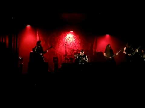 SINISTER Live 3 at Monterrey, Mexico, 3-22-2018