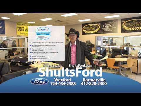 Ford Certified January 2015 Commercial from Richard Bazzy  your CPO King
