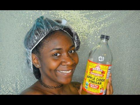 Apple Cider Vinegar Rinse   Natural Hair - Nia Imani