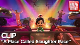 """A Place Called Slaughter Race"" Clip 