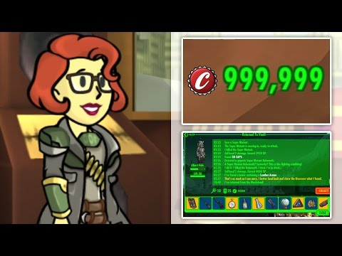 Fallout Shelter Cap Earning Guide: Vault Log #13