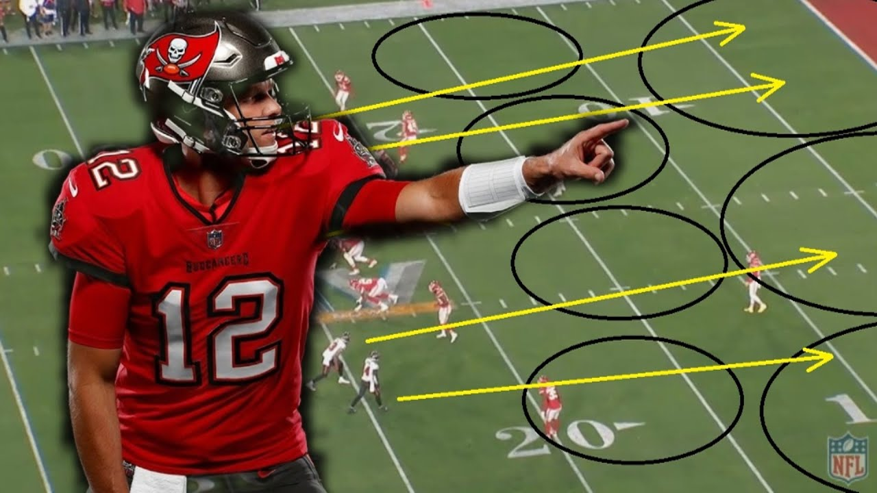 Film Study: How Tom Brady's high IQ helped the Tampa Bay Buccaneers win Super Bowl 55