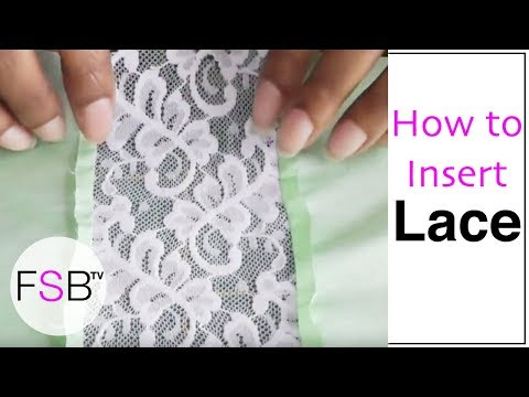 Lace Insertion