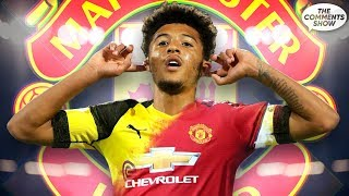 Jadon Sancho Should REJECT Manchester United Because...   #TheCommentsShow