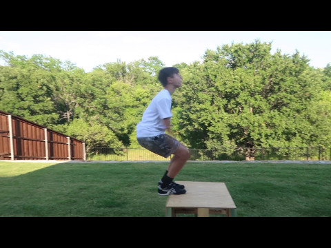 How to Backflip off Something