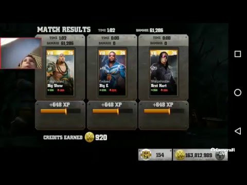 how to get everything free wwe immortals