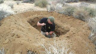 How To Make A Marine Corps Fighting Hole