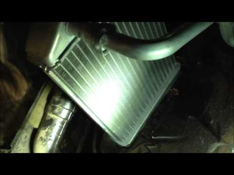 Replacing a Heater Core in a 1994 Grand Cherokee 5.2L